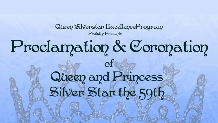 Queen and Princess Silver Star 59