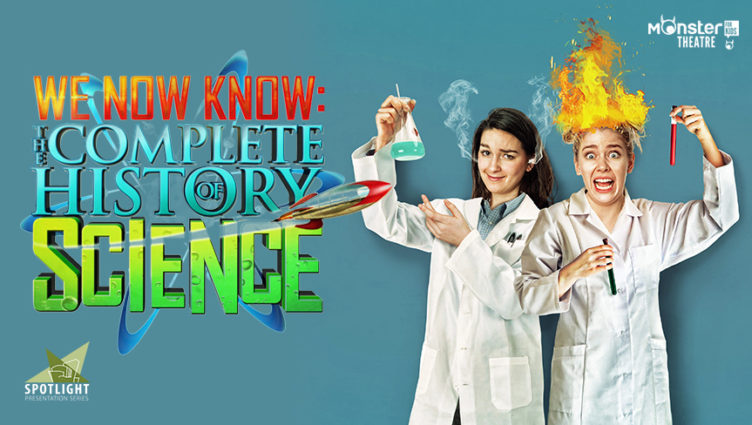 We Now Know: The Complete History of Science
