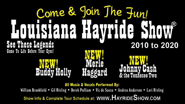 The Louisiana Hayride Show: Spring Celebration