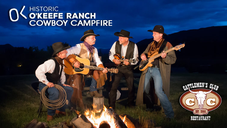 Cowboy Campfire and Historic O'keefe Ranch Tour