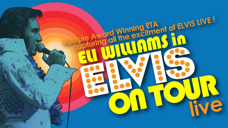 Elvis On Tour Live
